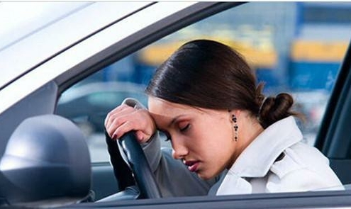 driving fatigue and reaction time